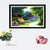 Colorful Lane Framed Painting