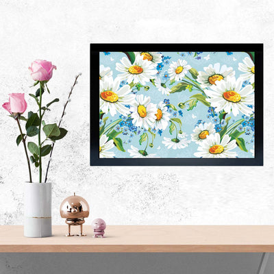 Flowers Framed Painting