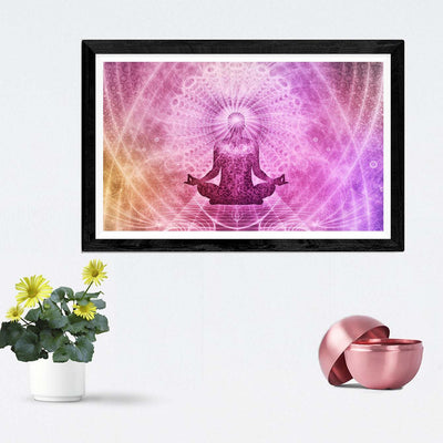 Spiritual Framed Photography