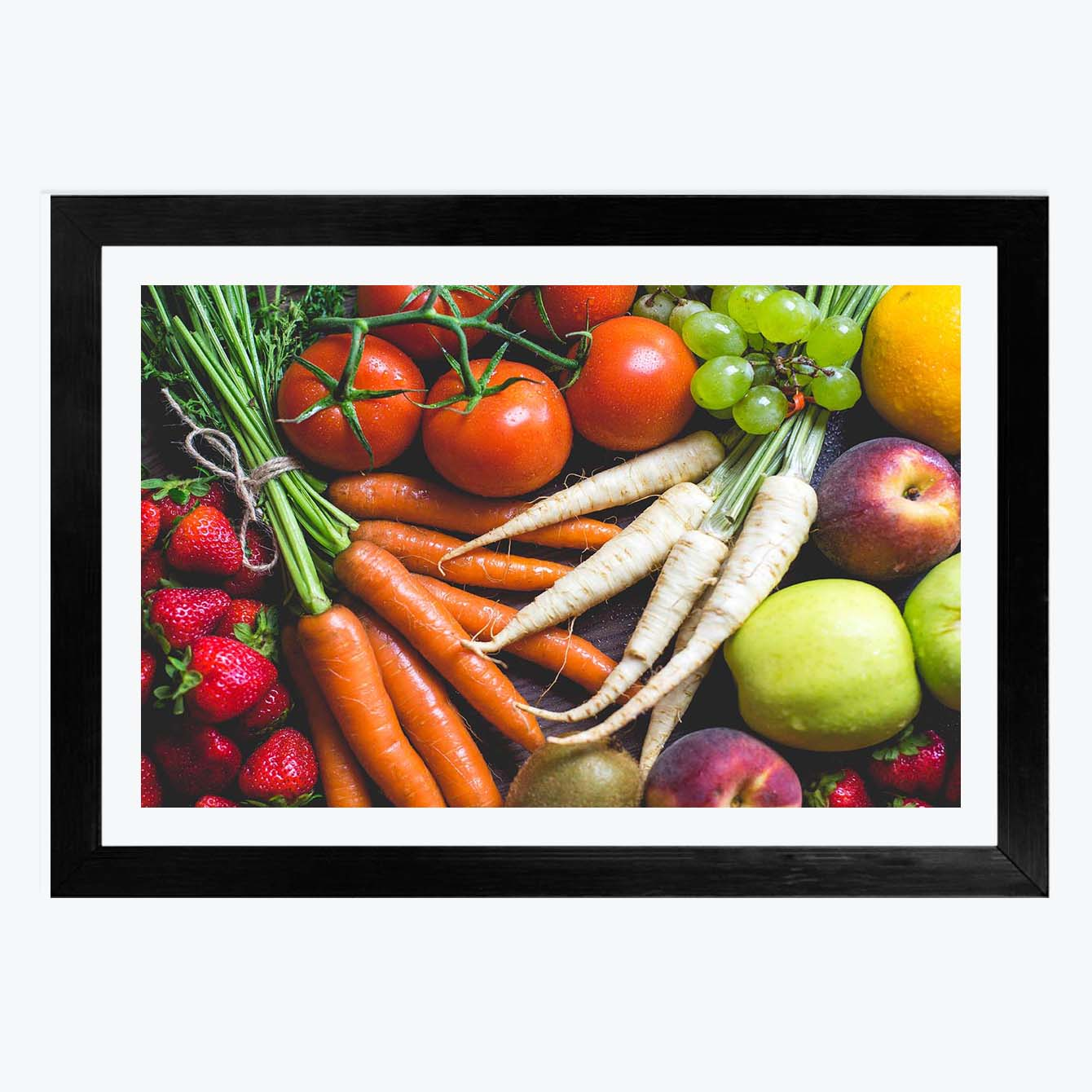 Vegetable Food Framed Photography