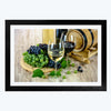Wine Alcohol Framed Photography