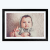 Baby Baby Framed Photography