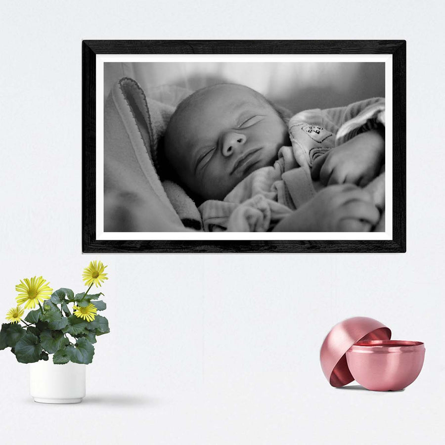 Baby Boy Framed Photography