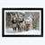Winter Horse Framed Photography