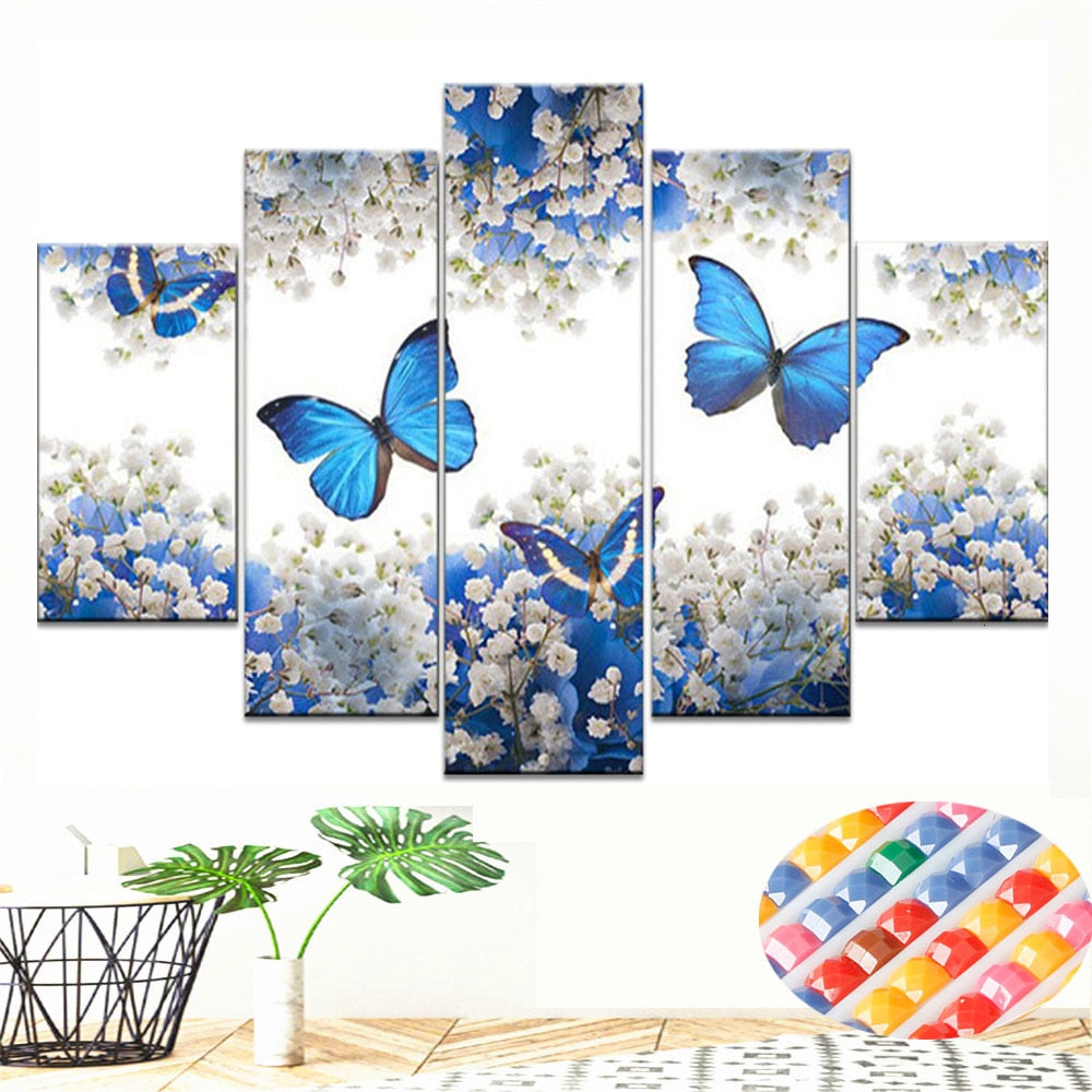 Butterflies Multi Set