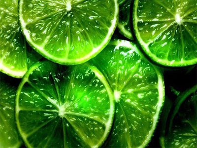 Lime Glass