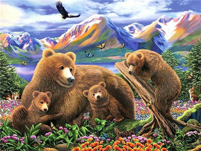 Bears And Nature