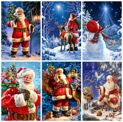 Santa Claus And Others