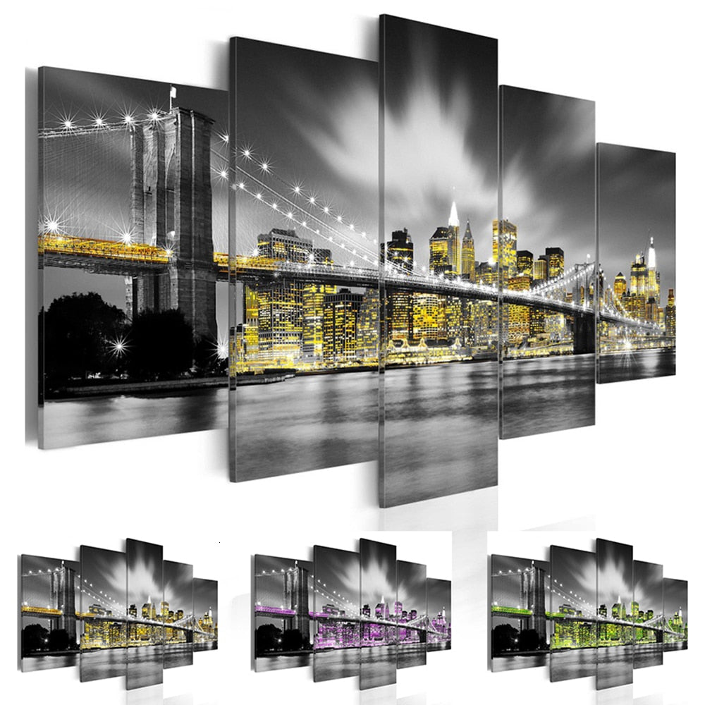 Brooklyn Bridge Multi Set