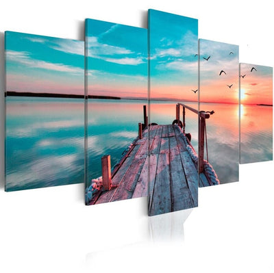 Sunset Lake Multi Set