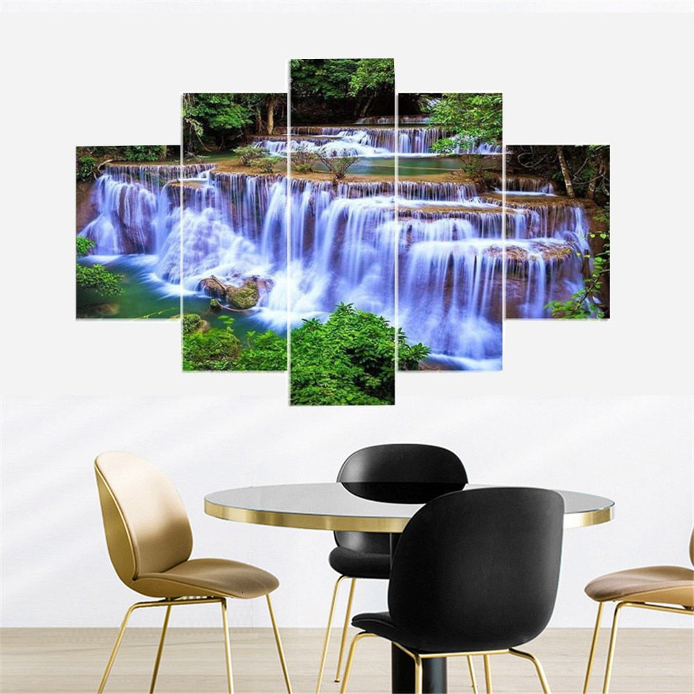 Waterfall Multi Set