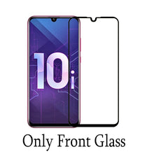 Load image into Gallery viewer, 2in1 protective glass for huawei honor 10i tempered glas on huwei honer 10 i honor10i HRY-LX1T camera lens screen protector film
