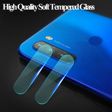 Load image into Gallery viewer, 3-in-1 Camera Glass Redmi Note 7 Tempered Glass Screen Protector Xiaomi Redmi Note 7 Glass Film redmi note 7 8T glasses 8 pro