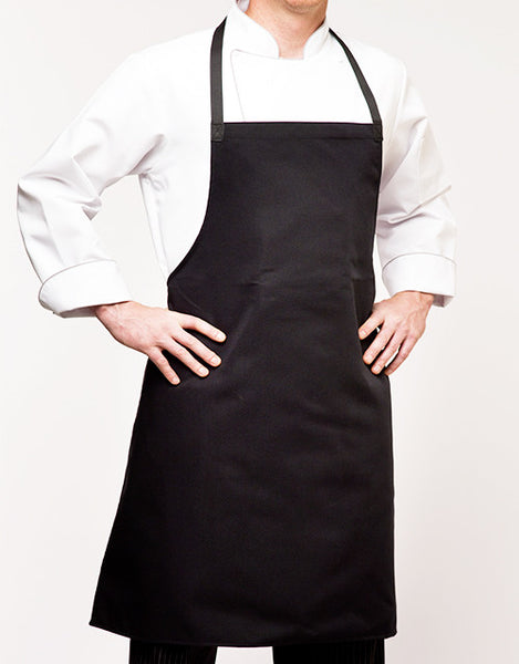 White Kitchen Apron kitchen aprons – chefs-hat inc.