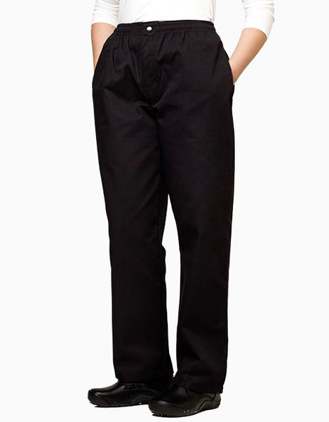 Co-ed Cook Pants Black