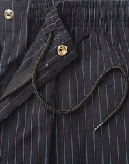 Co-ed Cook Pants Black Pinstripes or Blue Pinstripes
