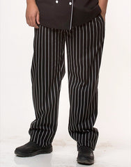 Co-ed Cook Pants Gangster Stripe