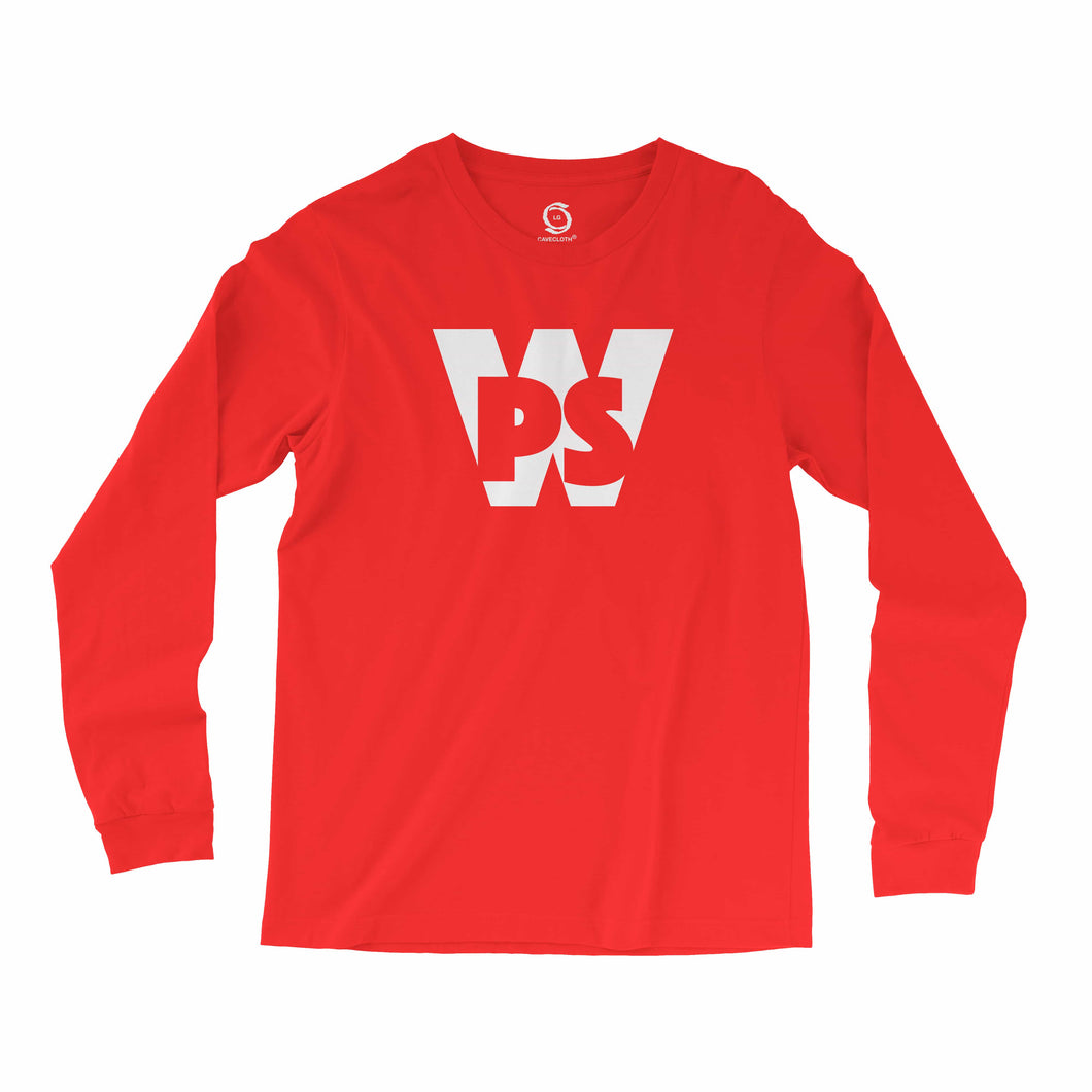 Eco-friendly, hand-printed custom super soft raglan that's super soft to the touch and features a WPS Woo Pig Sooie Arkansas Razorbacks Football graphic design