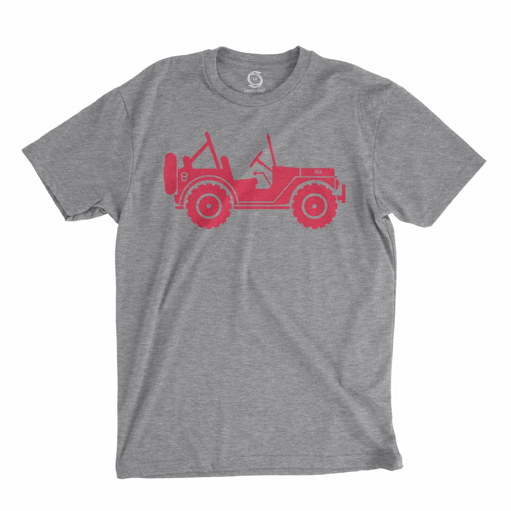 Jeep Graphic Short Sleeve