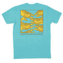 Load image into Gallery viewer, Brown Trout Short Sleeve