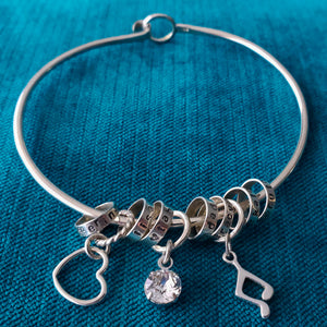 You Are Loved ~ Opening Bangle