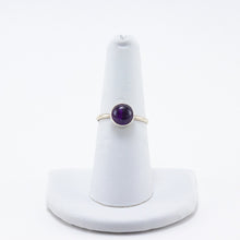 Load image into Gallery viewer, Alleviating Amethyst Ring