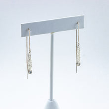 Load image into Gallery viewer, Cosmos Threader Earrings