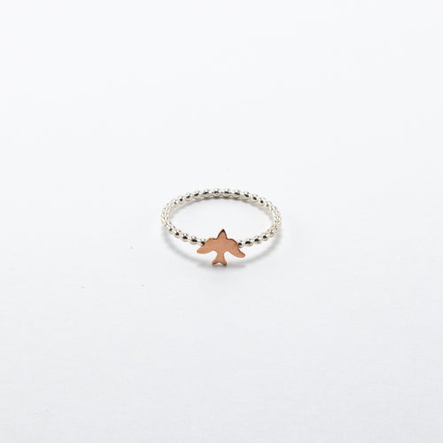 Sweet Sparrow Stackable Ring