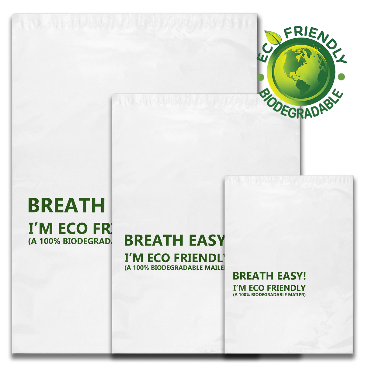 Eco Friendly Biodegradable Mailers v2