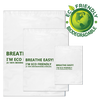 Eco Friendly Biodegradable Mailers v3 (White)