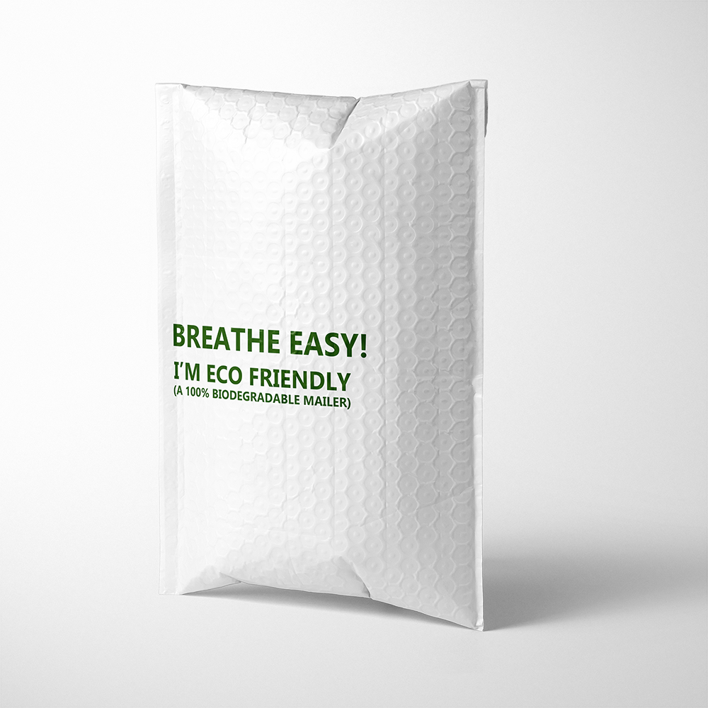 Bubble Biodegradable Mailers