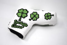 Load image into Gallery viewer, Four Leaf Clover Custom Putter Cover
