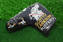 Load image into Gallery viewer, Ninja Warrior Custom Putter Cover - Black