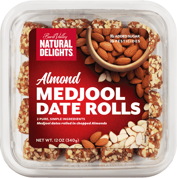 Almond Coated Dates