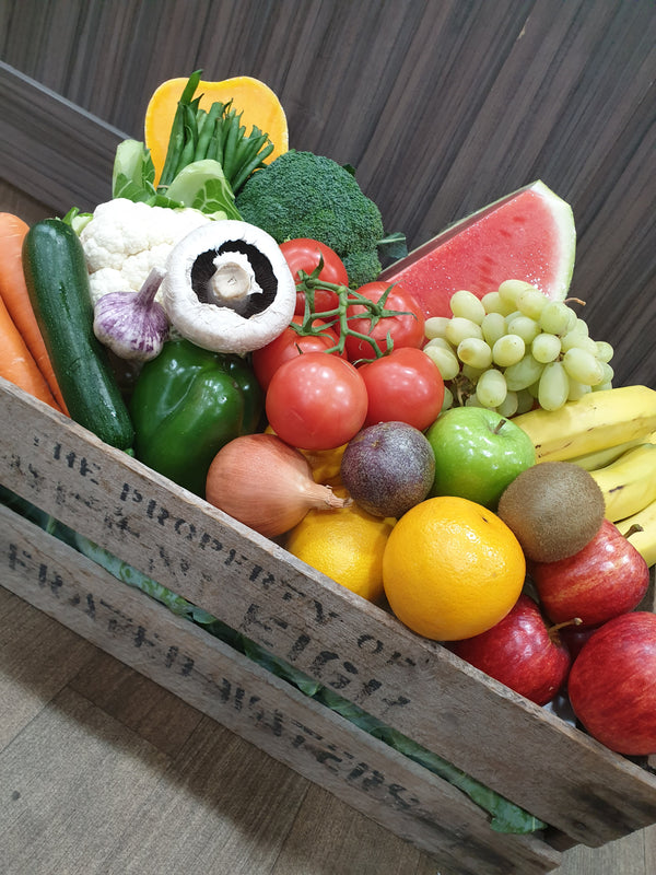 Fruit & Vegetable Set Box Small