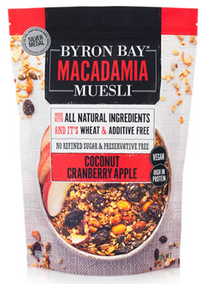 "Byron Bay Muesli ""Coconut Cranberry Apple"""