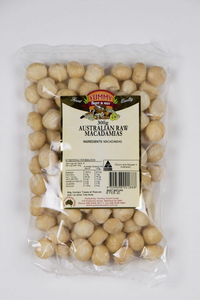 Yummy Snack Co Macadamias Raw 300g