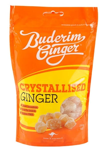 Buderim Ginger Crystallised