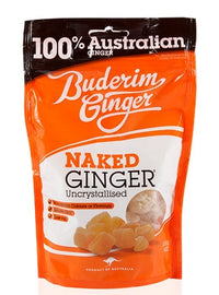 Buderim Naked Ginger Uncrystalised