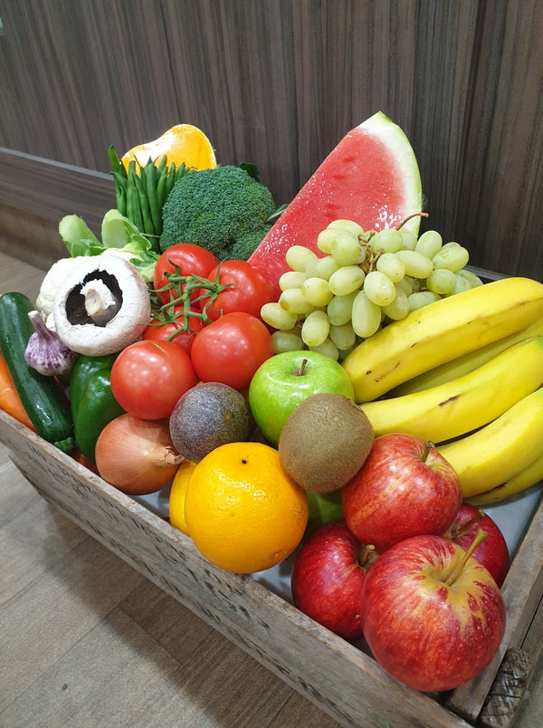 Fruit + Vegetable Set Box Large