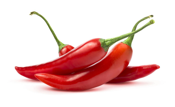 Chilli Red Each