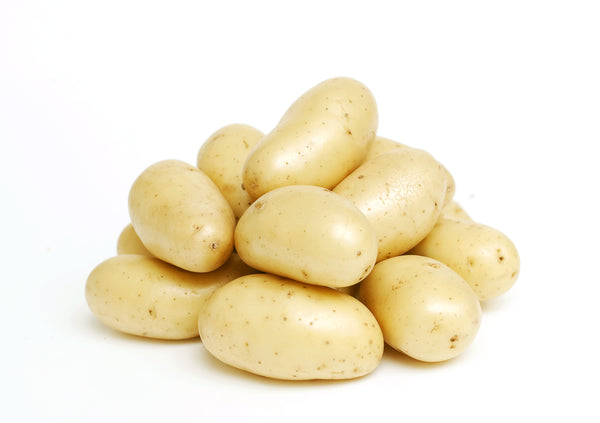 Potato White Washed Small 1kg