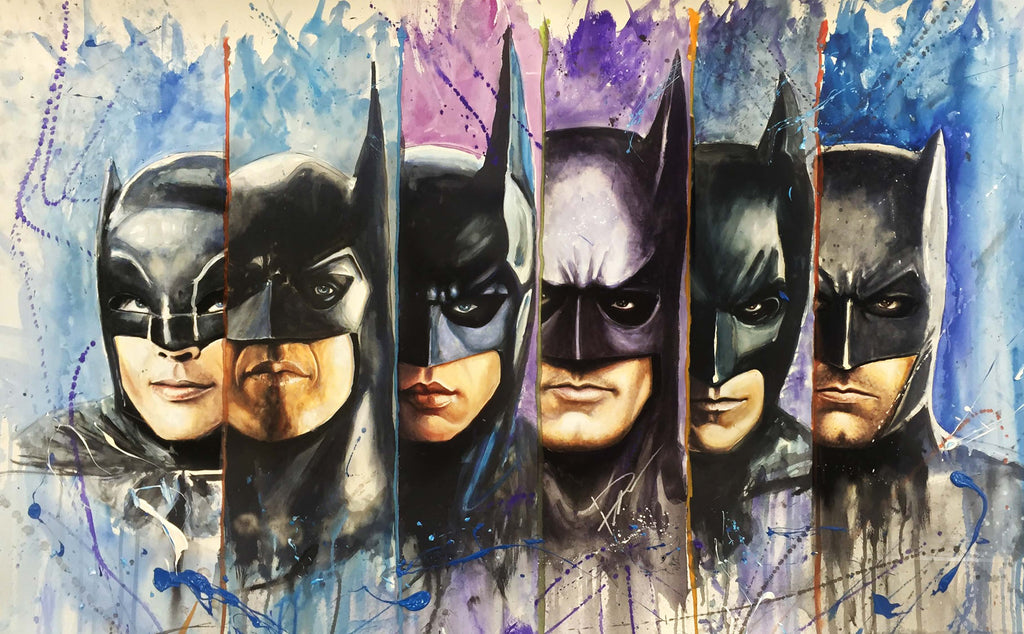Batman Series 15x24 Print