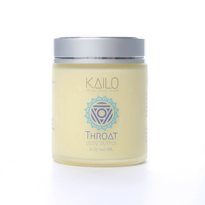 Throat Body Butter