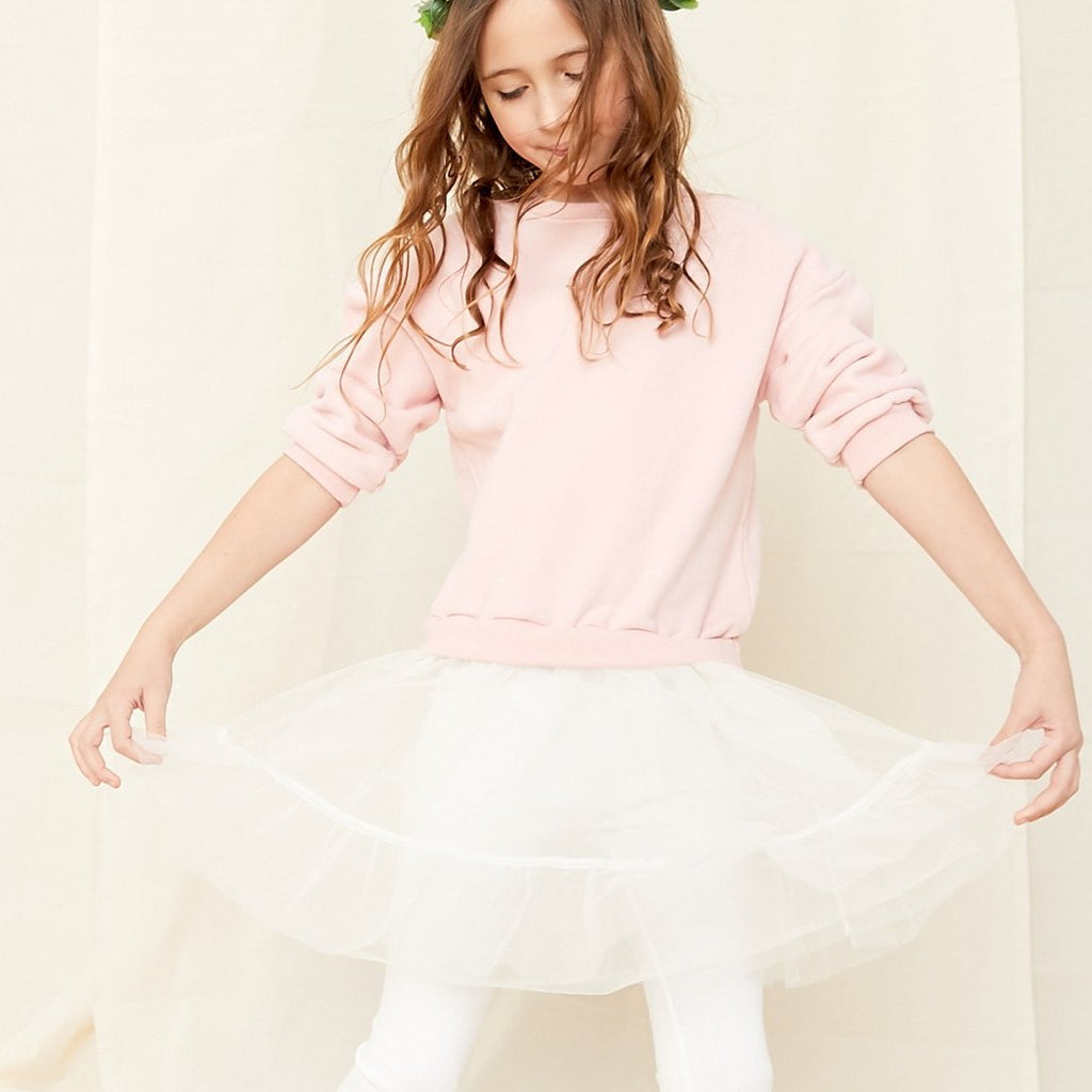 DAILY BEBE Pink One-Piece Tutu