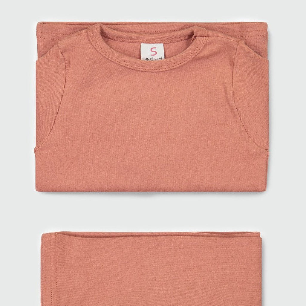 PAUL & NINA Peach Stretchy Easywear