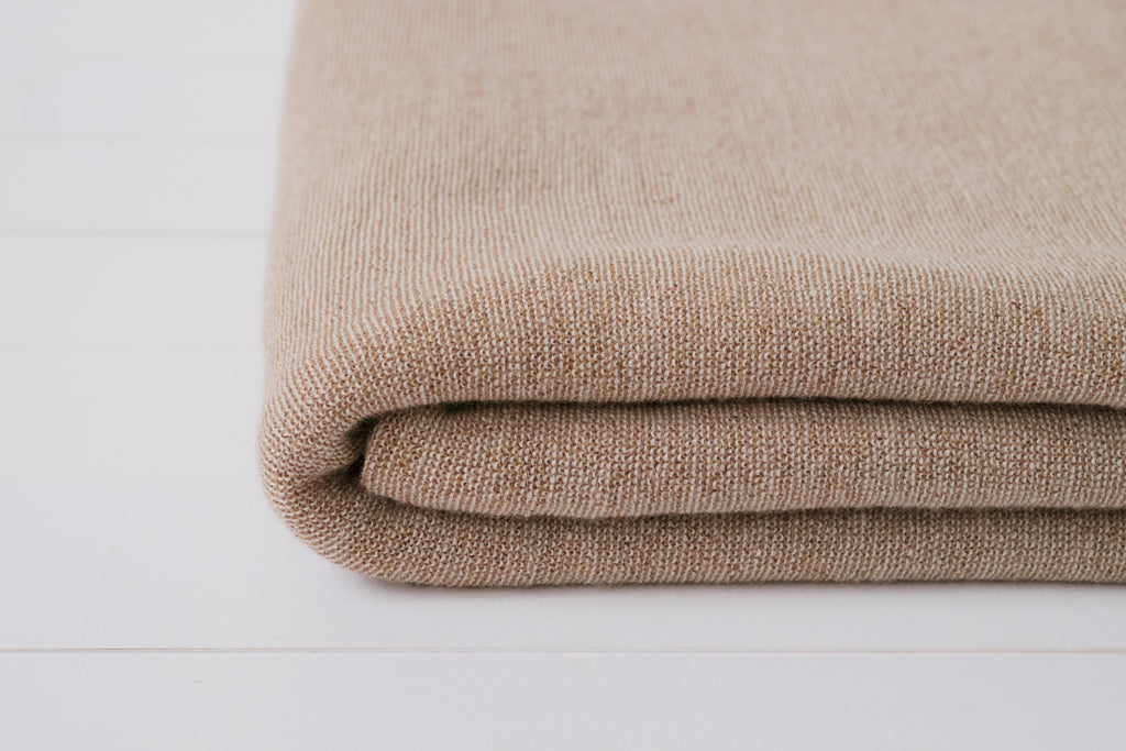 Microstripe Throw Blanket
