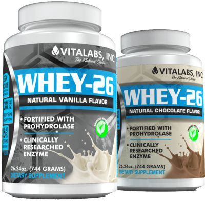 Whey 26 Advanced