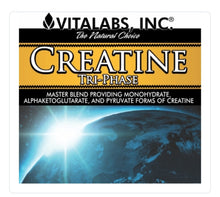 Load image into Gallery viewer, Creatine Tri-Phase 60 Capsules