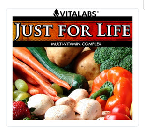 Just For Life Multivitamin Complex 90 Capsules